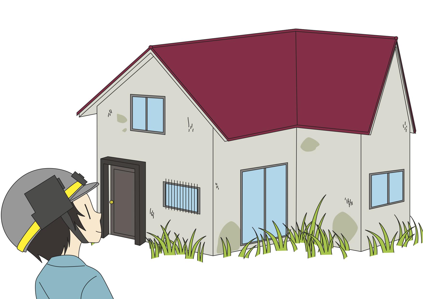 空き家イメージ