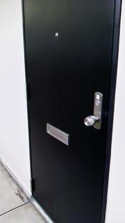 マンション ドア