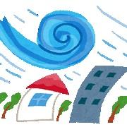 台風 イメージ