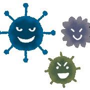 カビ菌のイメージ